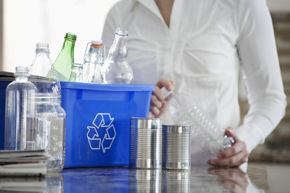 recicle-woman